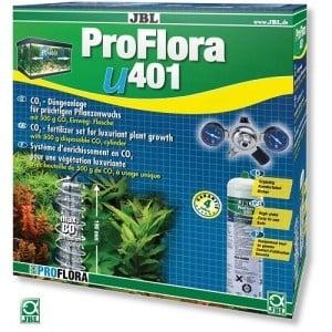 JBL ProFlora u401 /CO₂ система с бутилка (500гр) за еднократна употреба/