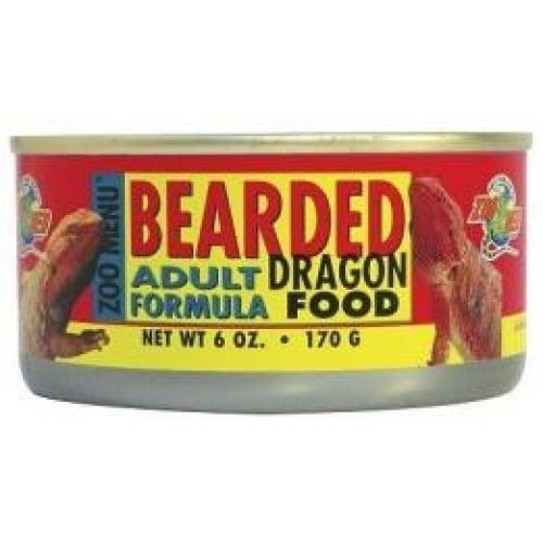 Zoomed Adult Formula - Храна за израснали брадати Агами 170гр.