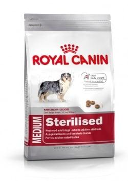Royal Canin Medium Sterilised Adult  12.00кг