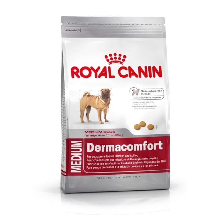 Royal Canin Medium Dermacomfort  10.00кг