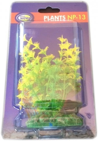 Aqua Nova  NP-13 13134 Изкуствено растение 13см