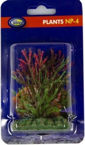 Aqua Nova  NP-4 0438 Изкуствено растение 4см
