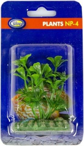 Aqua Nova NP-4 0440  Изкуствено растение 4см