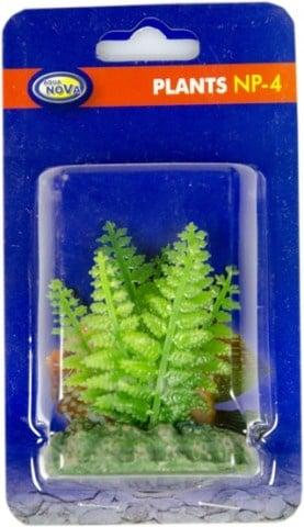 Aqua Nova  NP-4 0457 Изкуствено растение 4см