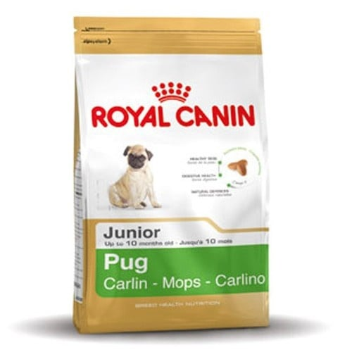 Royal Canin Pug Junior  1.500кг