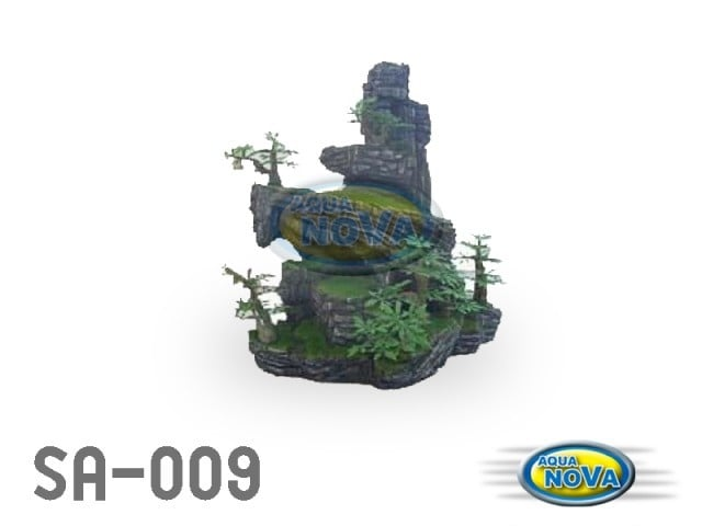 Aqua Nova ДекорацияSA009 30x35x35 cm