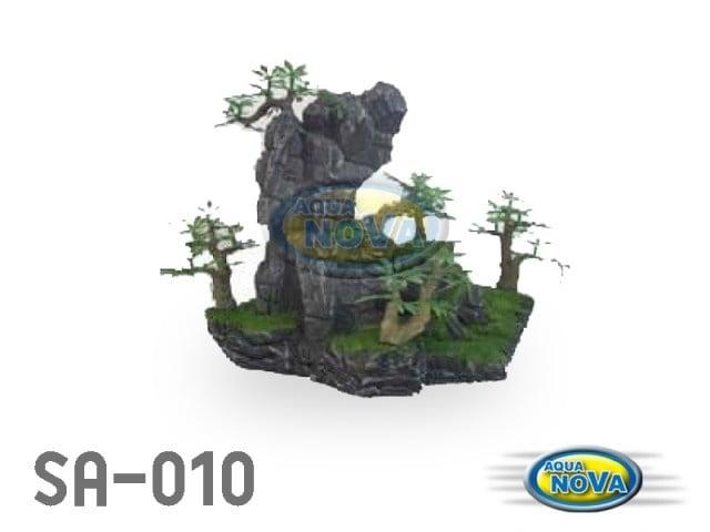 Aqua Nova Декорация SA010 10x18x24cm