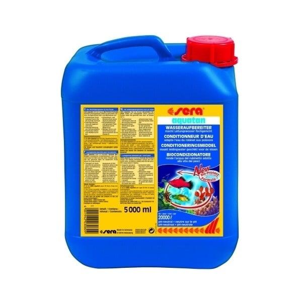 Sera Aquatan /подобрител за вода/-5000мл
