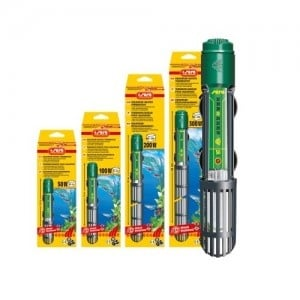 Sera Heater /нагревател за сладки и соленоводни аквариуми/-250 W
