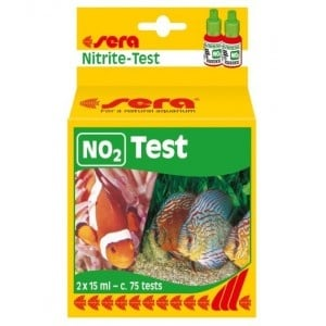 Sera NO2 Test /тест за нитрити в езеро и аквариум/-15мл