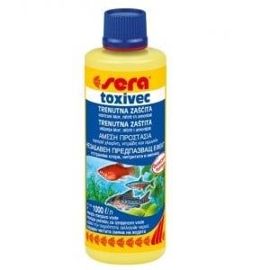 Sera Toxivec /незабавна защита при силно замърсяване/-100мл