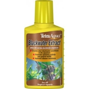 Tetra Blackwater /торф концентрат прави водата черна/-100мл