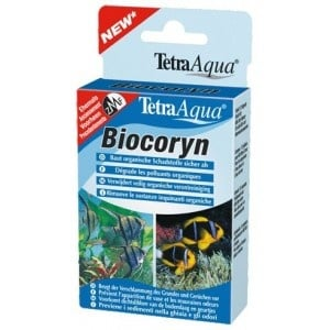 Tetra Biocoryn /засилва разграждането на органичните замърсители/-12таб
