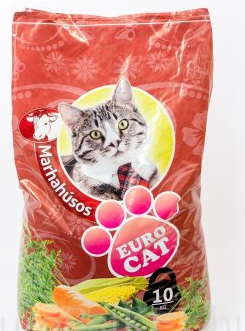 Храна за котки с телешко месо