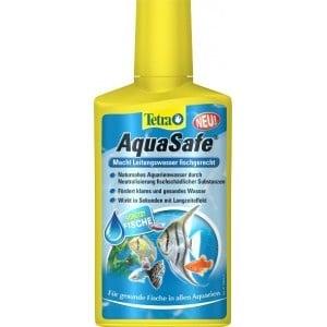 Tetra Aqua Safe /елиминира хлора и тежките метали/-250мл