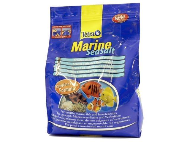 TetraMarine Сол за морски аквариуми 4kg