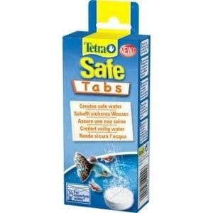 Tetra Safe Tabs /за безопасна и балансирана вода/-12таб