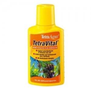 Tetra Vital /поддържа жизнеността на рибките/-100мл
