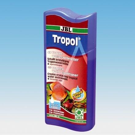 JBL Tropol - Препарат за стабилизиране и поддръжка на водата за тропически аквариуми - 100 ml.