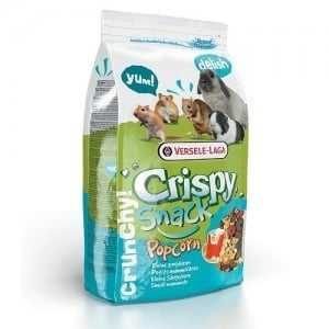 Versele-Laga Crispy Snack Popcorn /пълноценна храна за гризачи/-10кг