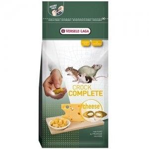 Versele-Laga Crock Complete Cheese /бисквитки с пълнеж с вкус на сирене/-50гр