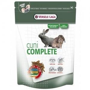 Versele-Laga Cuni Complete /пълноценна екструдирана храна за мини зайчета/-2.5кг