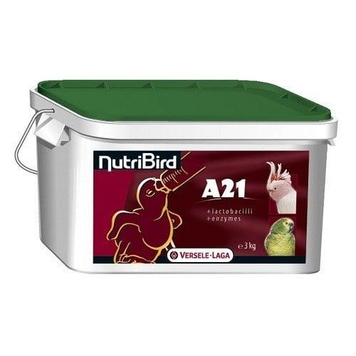 Versele-Laga NutriBird A21 /за ръчно хранене на новоизлюпени средни и големи папагали/-3кг