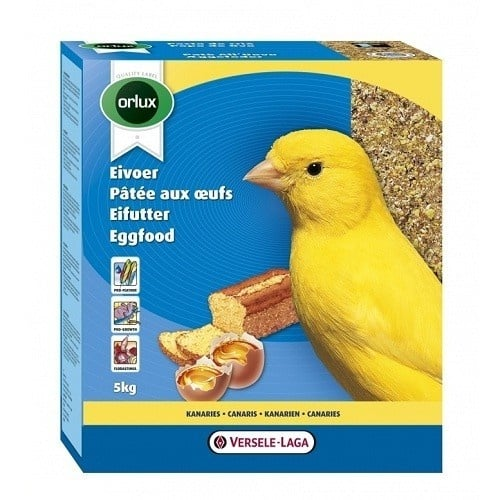 Versele-Laga Orlux Eggfood Dry Canaries /суха яйчна храна за жълти канарчета/-25кг