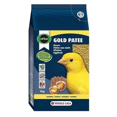 Versele-Laga Orlux Gold Patee Yellow Canaries /мека яйчна храна за жълти канарчета/-1кг