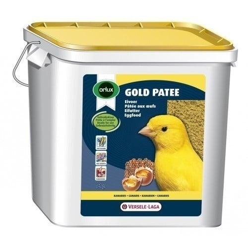 Versele-Laga Orlux Gold Patee Yellow Canaries /мека яйчна храна за жълти канарчета/ - 5.00 кг