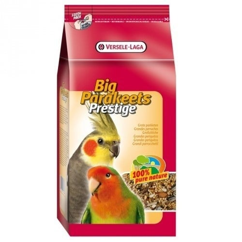 Versele-Laga Standard Big Parakeets /пълноцена храна за средни папагали/- 20 кг