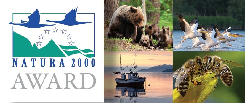 Престижната награда Натура 2000 бе спечелена с български проект! Браво!