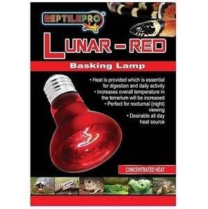REPTILEPRO Lunar Red - Нощно отопление с инфрачервени лъчи  - 50W;75W;100W