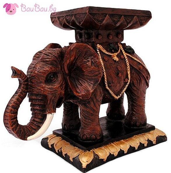 Поставка с формата на слон