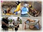Героични постъпки на хора в помощ на животни